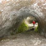 Grotta dei Lamponi - Etna Nord