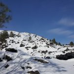 Lava Etna snow winter neve