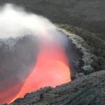 Lava Etna Vulcano